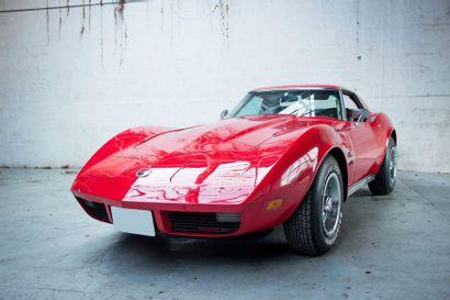 1974 CHEVROLET Corvette C3 Stingray 454 Cabriolet