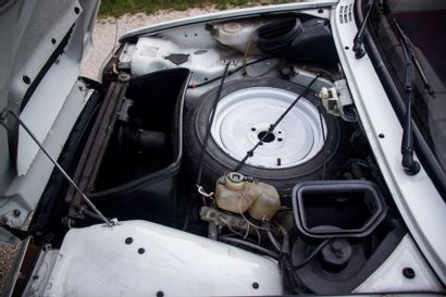 1983 RENAULT 5 Turbo 2 Serial number VF1822000D0000341  Very good original condition...