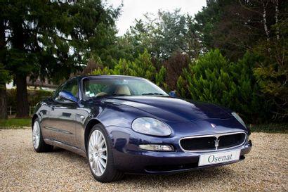 2002 Maserati 4200 GT Cambiocorsa