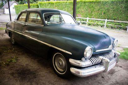 c1951 Mercury Eight Sedan