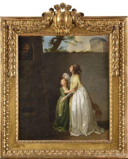 Henri Nicolas van GORP (vers 1756-après 1819)...