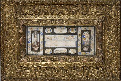 Ecole italienne du XVIème siècle Scènes de...