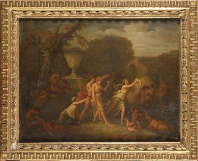 Attribué à Jacques Antoine VALLIN (vers 1760...