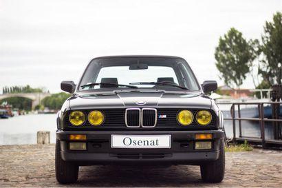 1987 BMW 325 IX COUPE (E30) Numéro de série WBAAB710500949269  Première main – carnets...