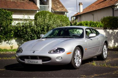 2001 JAGUAR XKR V8 SUPERCHARGED
