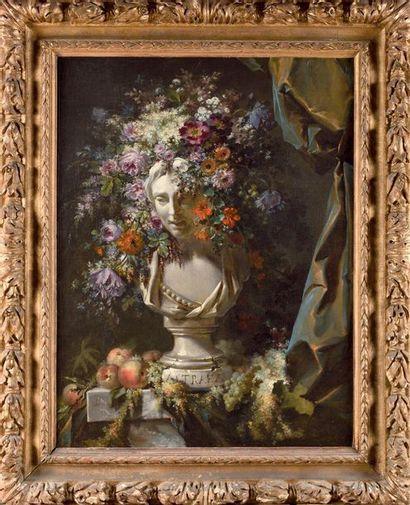 Attribué à Simon SAINT JEAN (1808 - 1860)...