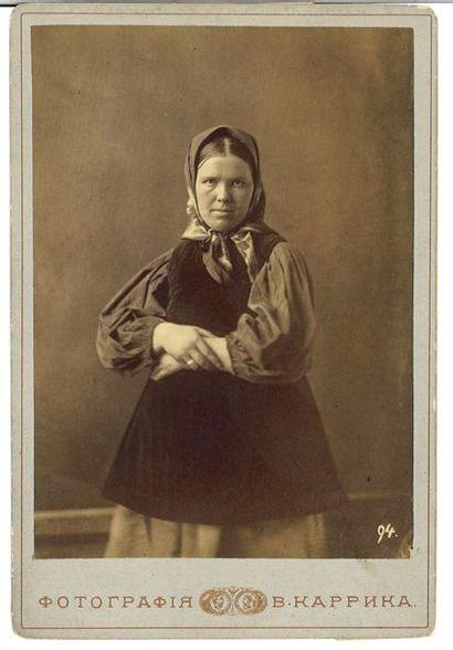 [DES TYPES RUSSES]  CARRICK William (1827–1878)...
