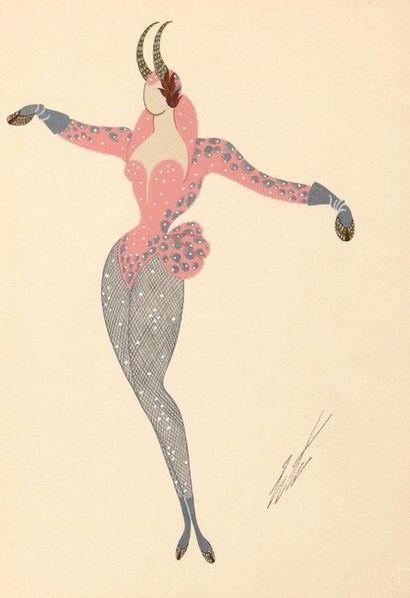 ERTE (Romain de TIRTOFF) (1892–1990)  Animal...