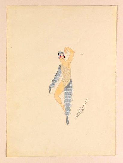 ERTE (Romain de TIRTOFF) (1892–1990)  Les...