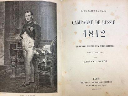 Christian de FABER du FAUR (1780–1857)  Campagne...
