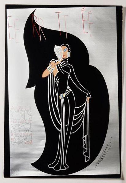 ERTE (Romain de TIRTOFF) (1892–1990)  Affiche...