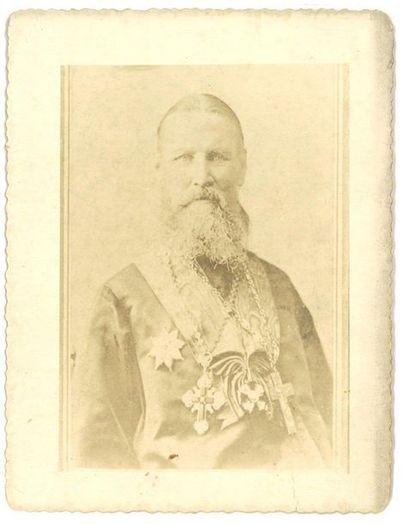 JEAN DE CRONSTADT (Jean Sergiev) (1829–1908)...