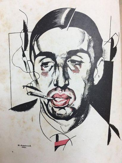 IVANOV G. (1894 – 1958)  Bruyère. Deuxième...