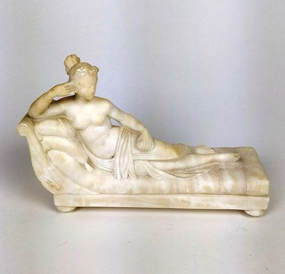 D'après Antonio CANOVA (1757-1822) Madame...