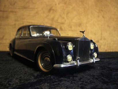 Michel CONTI ( 1931- 1996) Rolls-Royce Silver...