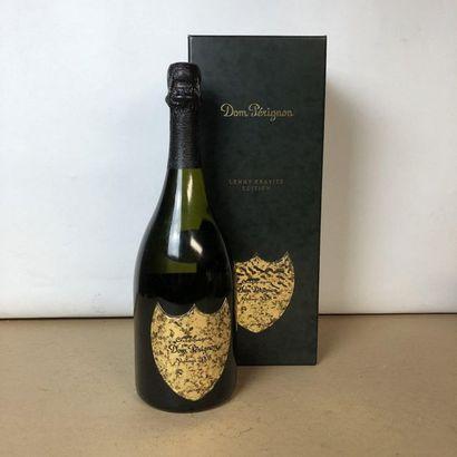 1 bouteille CHAMPAGNE DOM PERIGNON 2008 Lenny...