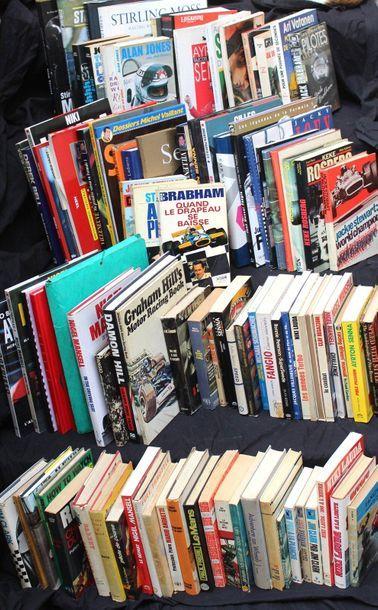 Biographies & Autobiographies de pilotes...