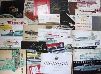 Documentation - Marque MONARCH - Ford Canada...