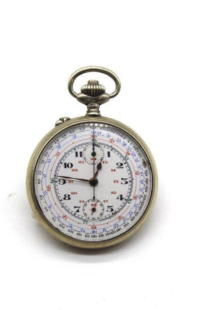 Chronomètre Tachygraphe début XX°  Chronomètre...