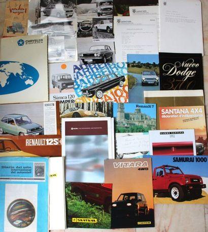 Documentation Marques et Production - ESPAGNOL...