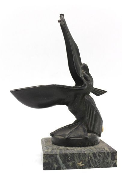 MAX LE VERRIER (1891-1973)