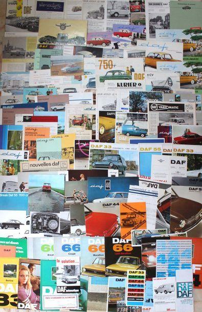 Documentation - Marque DAF - Hollande  De...