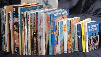 Livres sur le rallye Paris Dakar
