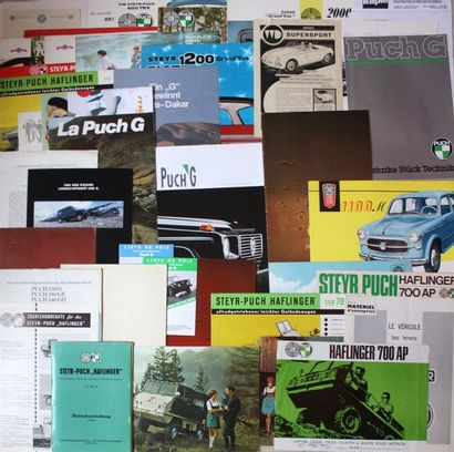 Documentation - Marques Autrichiennes  -Automobiles...