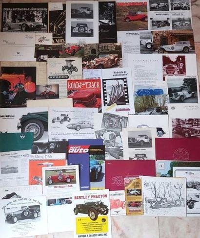 Documentation sur les copies d'anciennes...