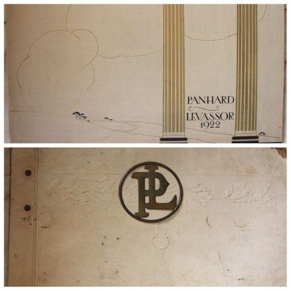 Catalogues Panhard  -Catalogue publicitaire...
