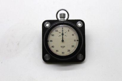 Chronomètre Heuer au 1/5°  Chronomètre Heuer...