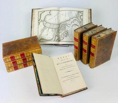 BARTHELEMY, Jean-Jacques] Voyage du jeune...