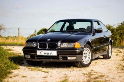 1993 BMW 320I COUPE E36