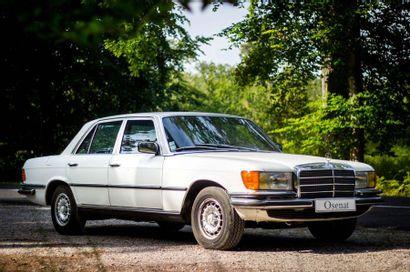 1978 MERCEDES-BENZ 280 S W116