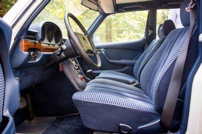 1978 MERCEDES-BENZ 280 S W116 Serial No. 116 020 12 10 797 8  37,000 original kilometres...