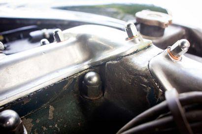1960 JAGUAR XK150 FIXED HEAD COUPE (FHC) Chassis n° S8368111DN  Moteur n°VA1855-8...