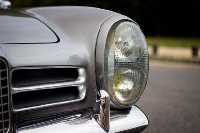 1963 FACEL VEGA FACEL III (TYPE FB) Numéro de série 047 Même propriétaire depuis...