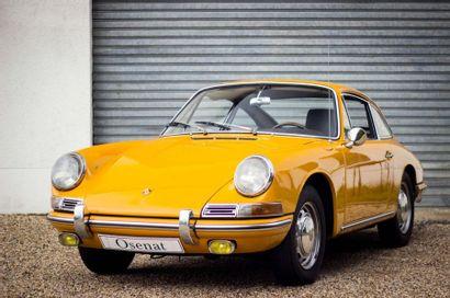 1965 PORSCHE 911 2,0L
