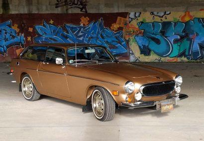 1973 VOLVO P1800 ES