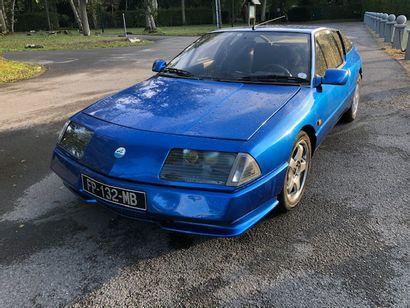 1989 ALPINE-RENAULT GTA V6 TURBO