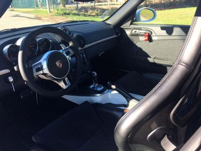 2011 PORSCHE BOXSTER SPYDER Serial number WP0ZZZZ98ZBS740816  Rare and exclusive...