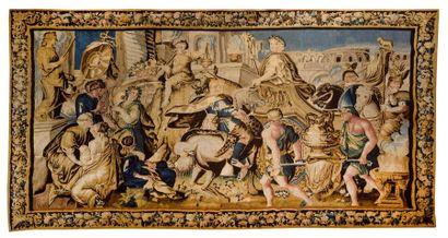 Charles Le Brun (1619-1690). Le retour glorieux...