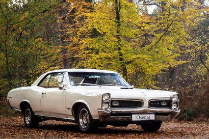1966 PONTIAC GTO 6,5L