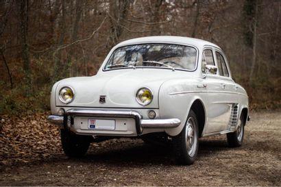 1966 RENAULT DAUPHINE GORDINI R1095
