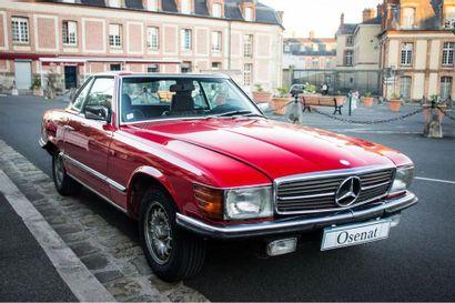 1985 MERCEDES-BENZ 280 SL R107