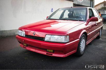 1990 RENAULT R21 2,0 TURBO