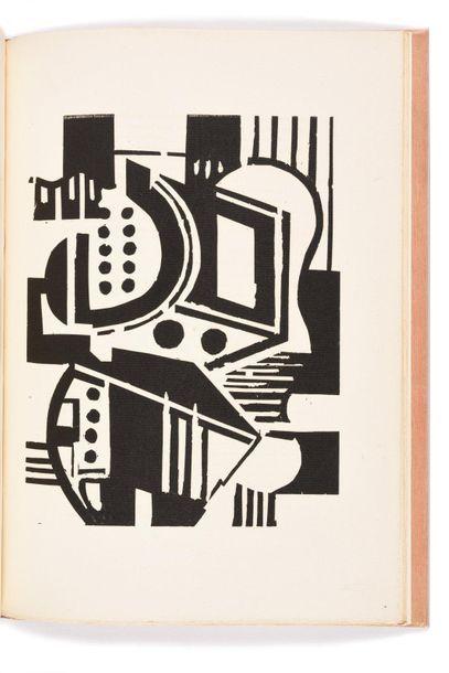 LÉ GER (Fer nand). – MALRAUX (André). Lunes en papier. Paris, Éditions de la Galerie...