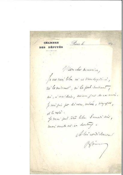 Ensemb le de 17 pi èces : Maurice BARRÈS...
