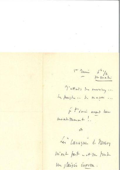 Ensemb le de 7 pi èces : Paul DESCHANEL (4...