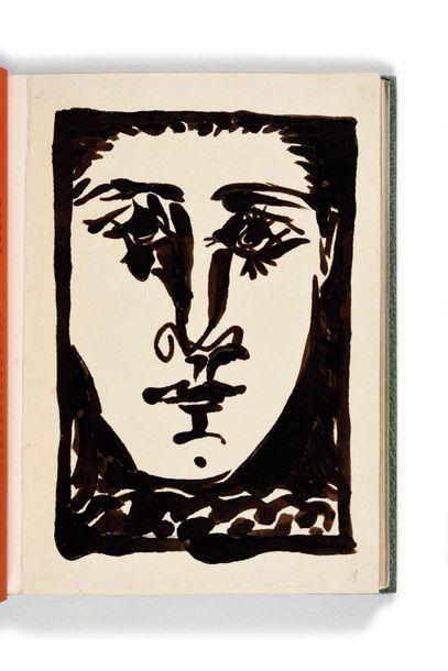 PICASSO (Pablo). – HUGNET (George s). Non vouloir. Paris, Éditions Jeanne Bucher,...